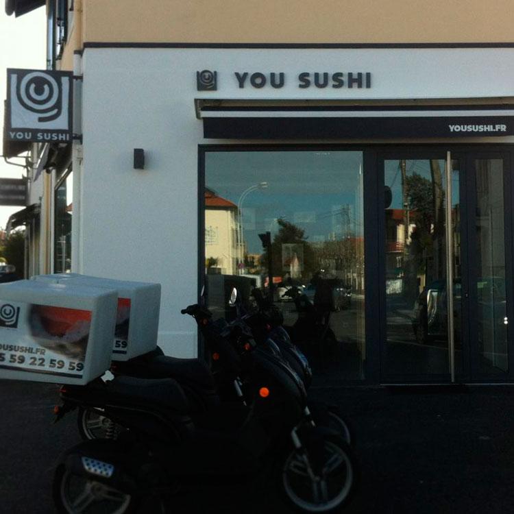 restaurante you sushi